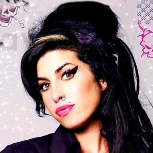 Amy Winehouse Cushion or Cushion Cover American Musician Singer