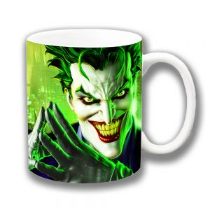 The Joker Coffee Mug Batman Film Character Ceramic