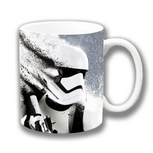 Star Wars Stormtrooper Coffee Mug Film Character Ceramic